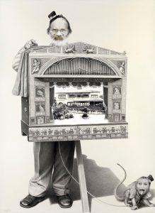 Jack Myers, Tenley Myers Organ Grinder