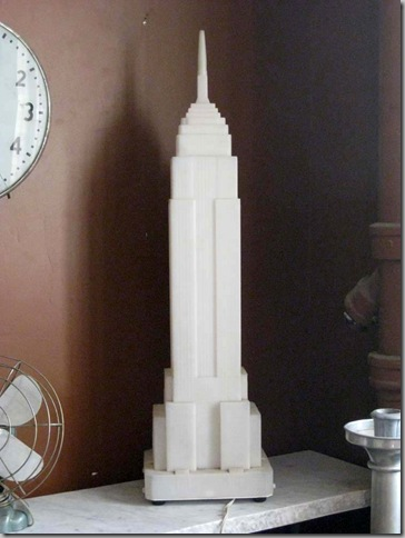 Another Tenley Myers Empire State Building Lamp.